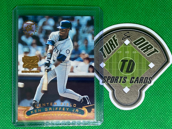 1996 Stadium Club Extreme Players Bronze #105 Ken Griffey Jr. W