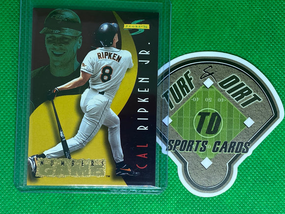 1996 Score Numbers Game #1 Cal Ripken
