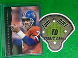 1996 Playoff Leatherbound #2 John Elway