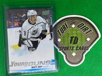 2019-20 Upper Deck #235 Matt Roy YG RC