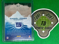 2019 Playoff Rookie Wave #2 Daniel Jones