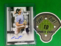 2019 Leaf Perfect Game National Showcase Autographs Black #BALN1 Liam Norris 1 of 1