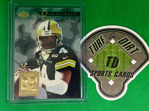 1998 CE Supreme Season Review Markers Previews #10 Brett Favre