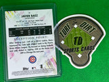 2020 Topps Inception Red #77 Javier Baez 67/75
