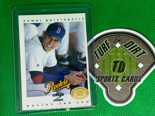 1997 Score Reserve Collection #473 Nomar Garciaparra