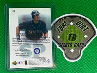 2001 SP Game Used Edition Authentic Fabric #JO John Olerud GAME USED