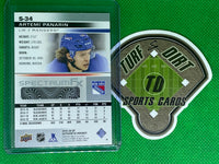 2019-20 SP Authentic Spectrum FX #S34 Artemi Panarin Unscratched