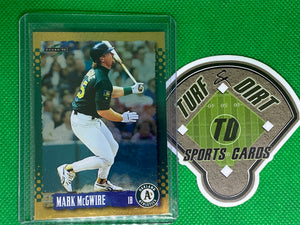 1995 Score Gold Rush #377 Mark McGwire