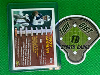 1996 Topps Turf Warriors #TW22 Troy Aikman