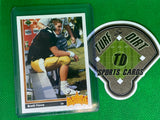 1991 Upper Deck #13 Brett Favre RC