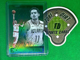 2019-20 Panini Chronicles Green #205 Trae Young/Essentials