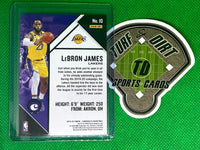 2019-20 Panini Chronicles #10 LeBron James