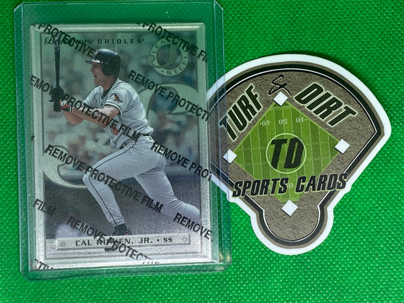 1996 Leaf Preferred Steel #17 Cal Ripken