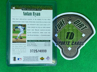 1999 Upper Deck 10th Anniversary Team Double #X9 Nolan Ryan