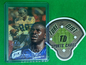 1997 Flair Showcase Row 0 #88 Michael Irvin