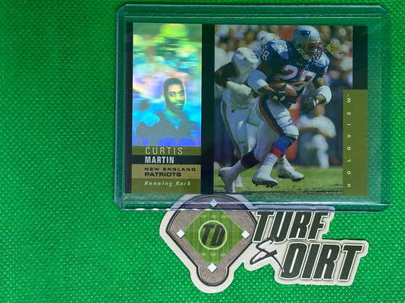 1995 SP Holoviews #5 Curtis Martin