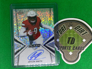 2019 Leaf Flash Autographs #BAJS5 Jaylen Smith