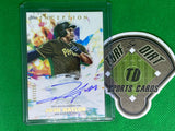 2020 Topps Inception Rookie and Emerging Stars Autographs #RESAJN Josh Naylor 67/220