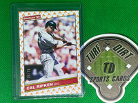 2020 Donruss On Fire #224 Cal Ripken RETRO 25/75