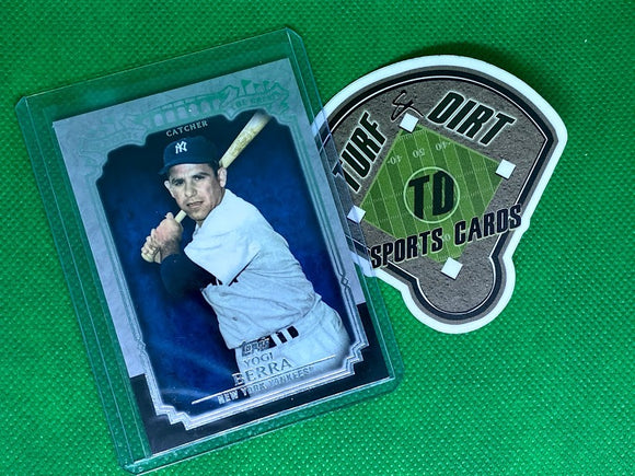 2013 Topps The Greats #TG23 Yogi Berra