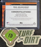 2018 Topps Heritage Clubhouse Collection Relics Gold #CCRMM Manny Machado 3/99