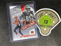 2020 Panini Mosaic Introductions #7 Tee Higgins