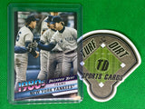 2020 Topps Decades' Best Series 2 Black #DB51 New York Yankees 100/299