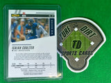 2020 Chronicles Draft Picks Prestige Autograph #15 Isaiah Coulter