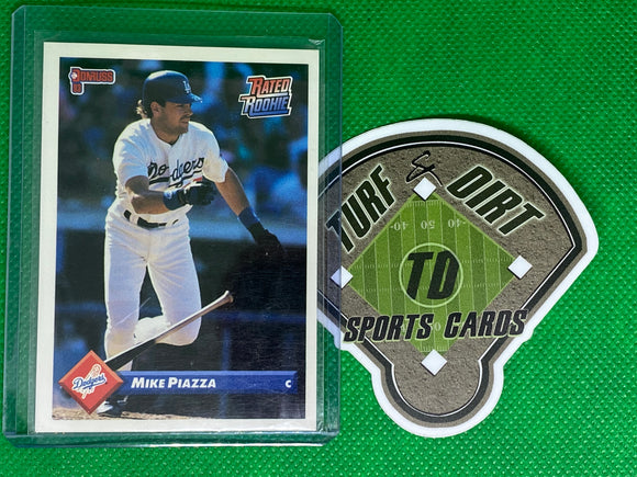 1993 Donruss #209 Mike Piazza