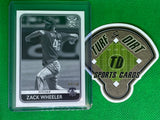2020 Topps Big League Black and White #183 Zack Wheeler 04/50