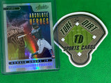2020 Absolute Absolute Heroes Spectrum Silver #2 Ronald Acuna Jr. 43/99