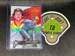 2020 Topps Gold Label Class 1 Red #54 Robin Yount #10/75