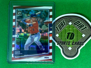 2020 Donruss Optic Freedom #131 Alex Bregman 28/45