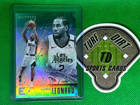 2019-20 Panini Chronicles #209 Kawhi Leonard/Essentials