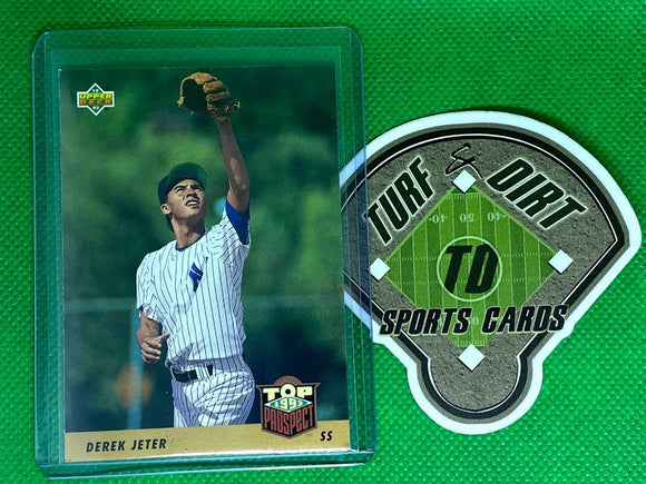 1993 Upper Deck #449 Derek Jeter RC !