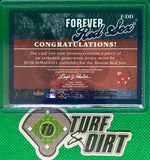 2004 Fleer Greats Forever Red Sox Relics #F-DD Dom DiMaggio  128/149