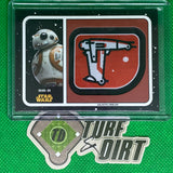 2017 Star Wars Journey to The Last Jedi Patches #NNO BB-8/Bomber