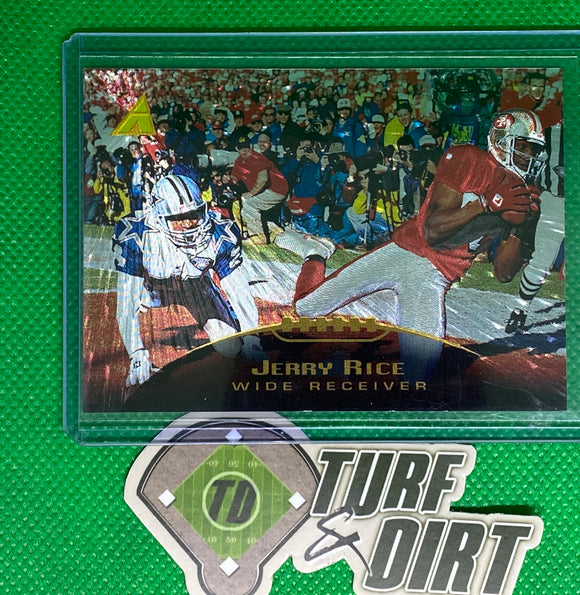 1995 Pinnacle Artist's Proofs #4 Jerry Rice