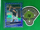 2020 Donruss Optic Spirit Of 76 All-Stars Prizm Marco Gonzales 177 10/76