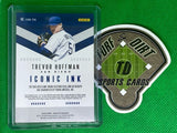 2020 Absolute Iconic Ink Materials #22 Trevor Hoffman #22/25