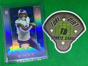 2019  Chronicles  Titanium Rookie Jersey Number #24 Irv Smith Jr. 33/84