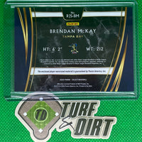 2020 Select Rookie Jumbo Swatch #21 Brendan McKay