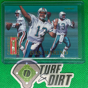 1994 Fleer Scoring Machines #9 Dan Marino