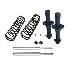 VW Super Beetle 1971 to 1973 1/2 Front Strut Lowering Kits