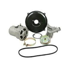 VW 1600 Based 12 Volt 55 Amp Type 1 And 2 Alternator Kit Or Separate