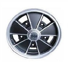 VW Black Or Chrome BRM 5 Lug Pattern Wheels