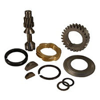 VW 1600 Based Type 1, 2 And 3 Engine Crank Gear Installation Kit Or Gears, Slinger, Clip, Spacer, Woodruff Keys And Shims Separate