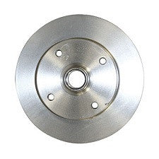 VW Bug, Super Beetle, Ghia And Thing 1958 - 1979 Front Disc Brake Replacement Rotors, VW 4 Lug And Porsche/Chevy