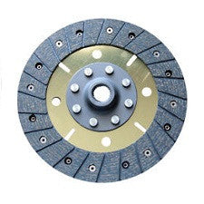 VW Bug, Super Beetle, Ghia, Thing And Bus Type 1, 2 And 3 1967 - 1979 Clutch Kush Lock Rigid Friction Disc 12 Volt 200mm ( 8 Inch )