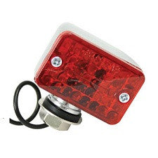 VW Micro Off Road 12 Volt Single Filament Tail Lights Red Or Amber And Replacement 12 Volt Bulbs